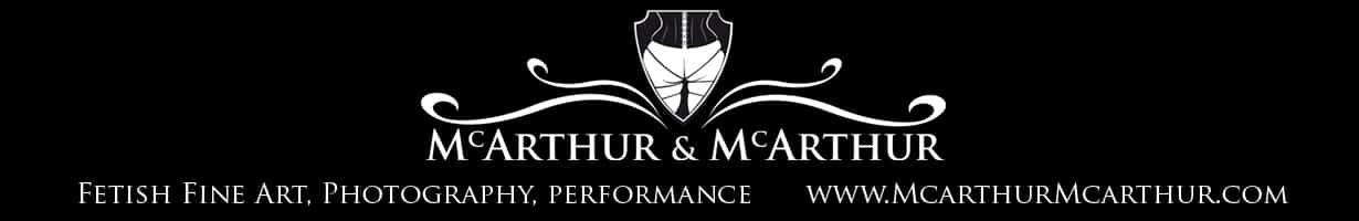 Mc Arthur & Mc Arthur Banner, Fetisch, Photographie, Performance