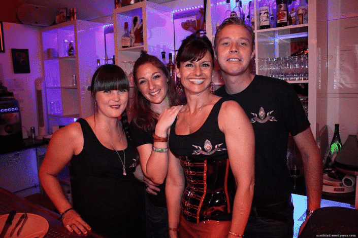 Bar Team Lillith Top Club
