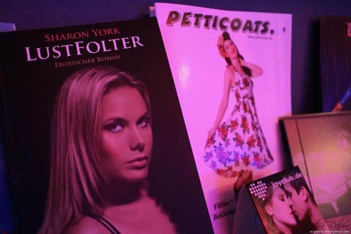 Cover Lustfolter - Buch von Sharon York