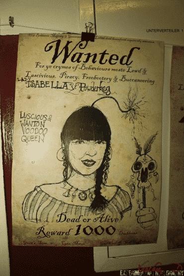 Isa Wanted