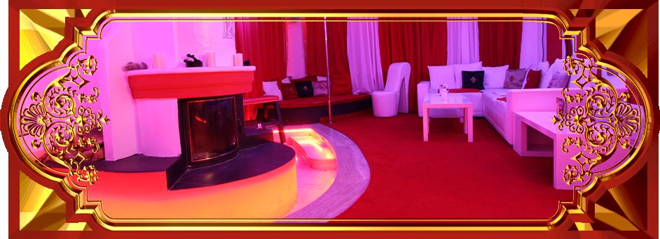 Lillith Club - Spiegel mit Lounge