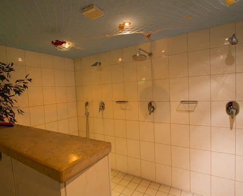Duschbereiche Lillith-Club